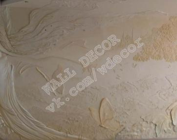 Фото №3 Образец барельефа Wall Decor
